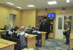 Православный час «Рождественские встречи» в Библиотеке