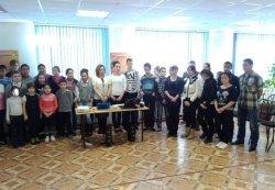 День памяти воинов-интернационалистов в школе-интернат с. Кепервеем
