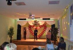 17 февраля 2017 г. в 18:00  в малом зале  Дворца культуры состоялся романтический вечер, посвященный Дню Святого Валентина.