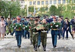 Всероссийская патриотическая акции «Свеча памяти»
